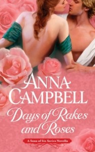 Days of Rakes and Roses bookpage